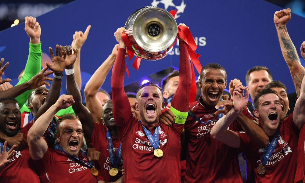 Liverpool celebrate Champions League win with victory parade - Zaman